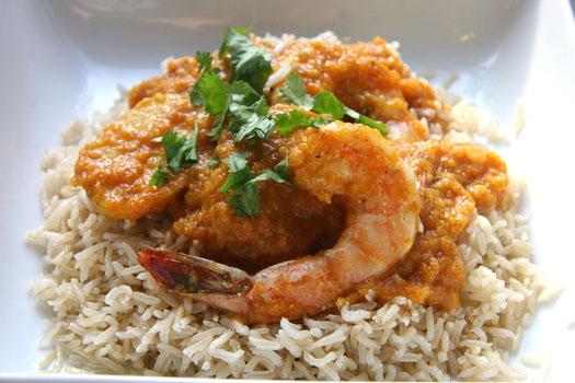 ShrimpcurryPlate2