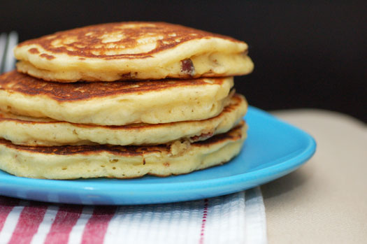 Maple Bacon Pancakes – A Cozy Kitchen