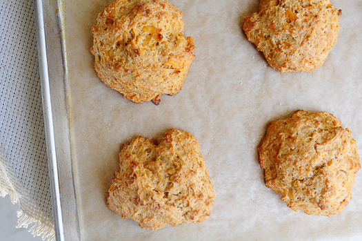 chipotle cheddar drop biscuits a cozy kitchen