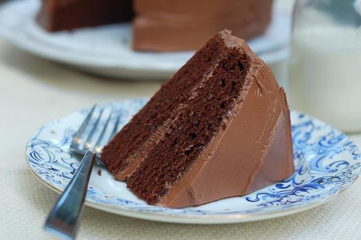 Duke Layer Cake