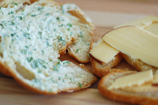 Tongue Sandwich With Tarragon Or Parsley Sauce Recipes — Dishmaps
