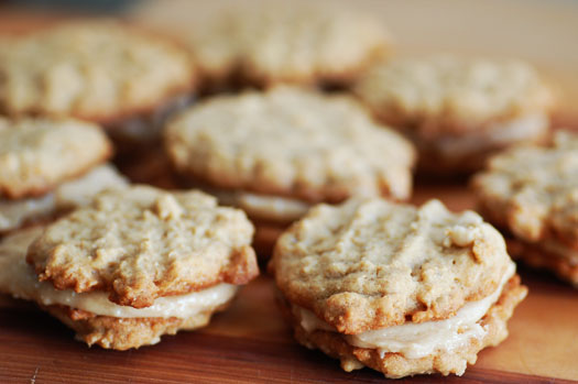 Oatmeal Peanut Butter Cookies III Recipes — Dishmaps