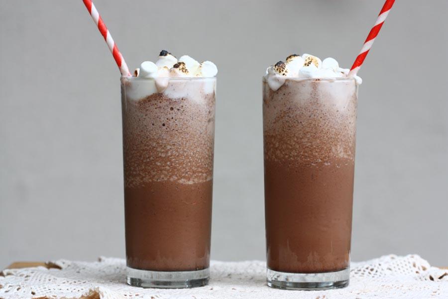 240sweet Artisan Marshmallows: Recipe: Frozen Hot Chocolate