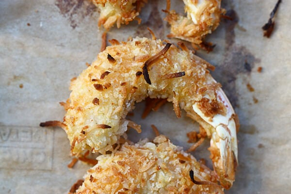 Baked Coconut Shrimp with Spicy Honey Drizzle – A Cozy Kitchen