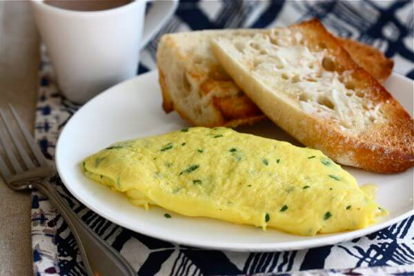How-To: French Omelet
