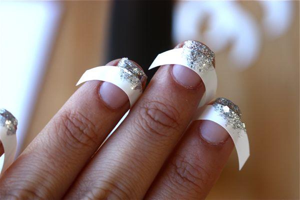 Glitter Nails, Three Ways – A Cozy Kitchen