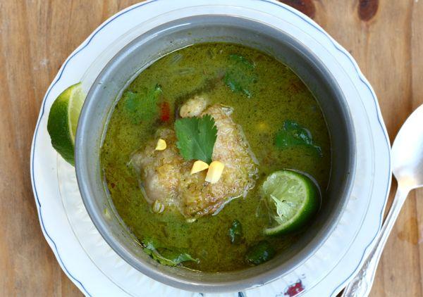 Aguadito Aka Peruvian Chicken Soup A Cozy Kitchen