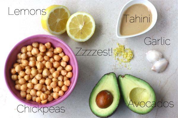 Avocado Hummus – A Cozy Kitchen