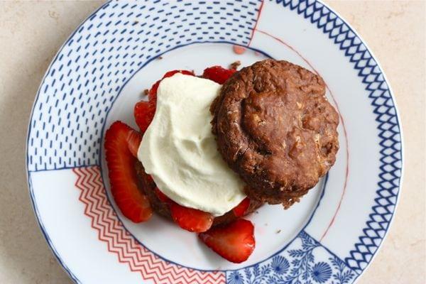 chocolate buttermilk biscuits a cozy kitchen