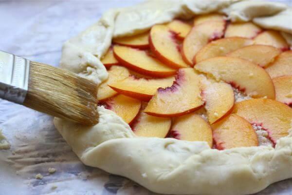 galette peach galette flickr photo sharing blackberry peach galette ...