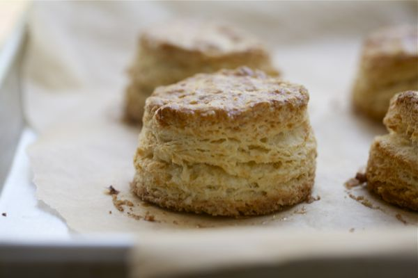How To Make Flaky, Awesome, Perfect Buttermilk Biscuits – A Cozy ...