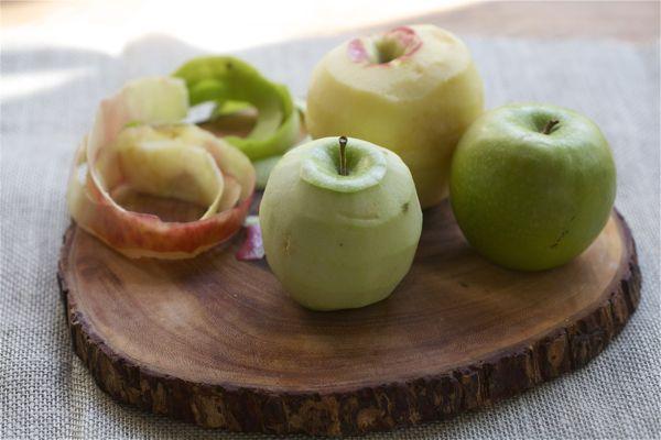 Apple Cheddar Latkes // www.acozykitchen.com