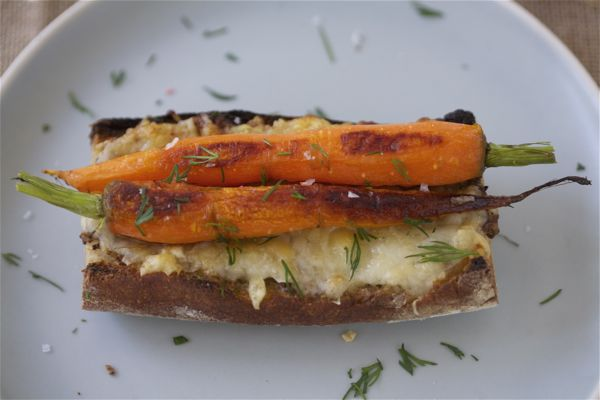 Lunch On Toast