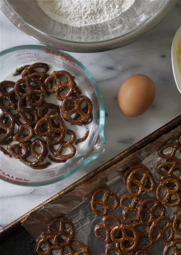 How-To: Pretzel Milk
