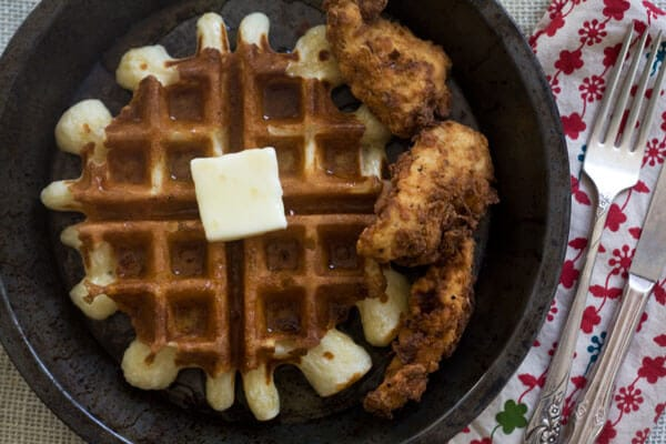 Chicken 'n' Waffles