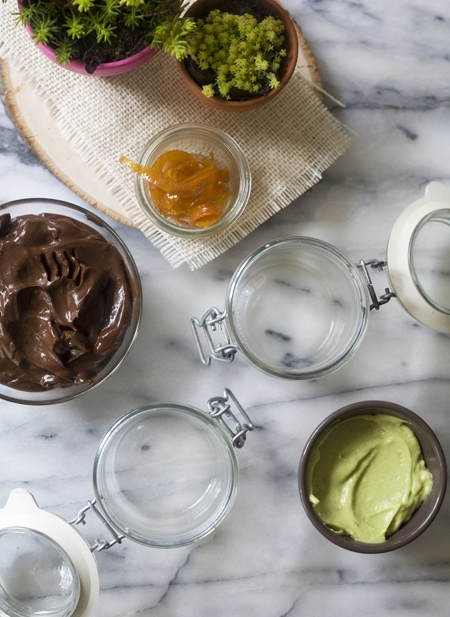 Vegan Avocado Pudding