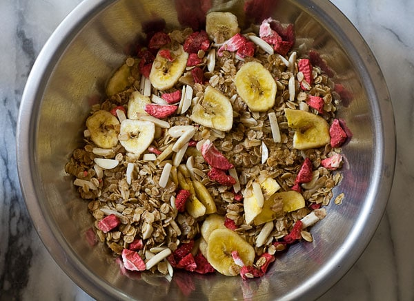 Four Grain Granola