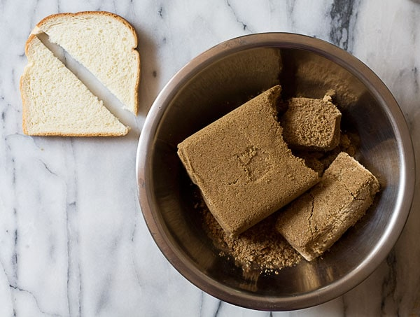 How To Moisten Brown Sugar