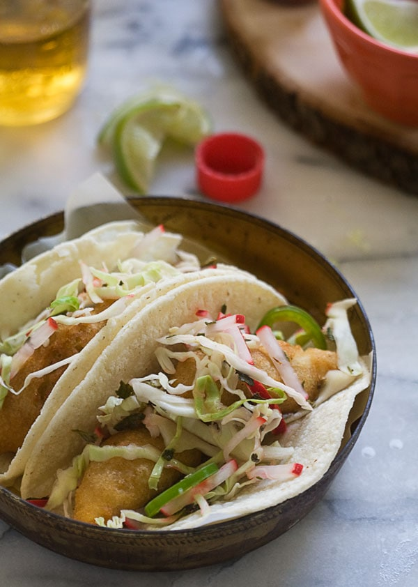 ... want fish tacos served at my wedding and not just any fish tacos