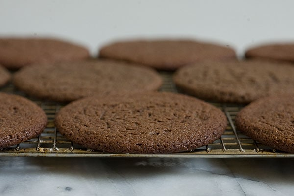 Chocolate Malt Ice Cream Sandwiches – A Cozy Kitchen