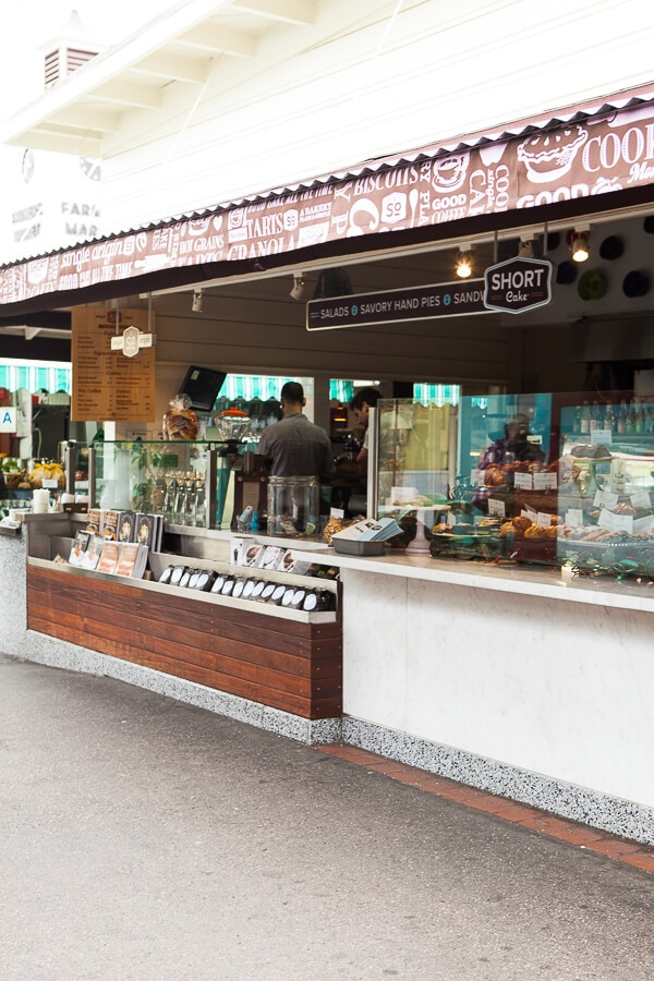 Short Cake // www.acozykitchen.com