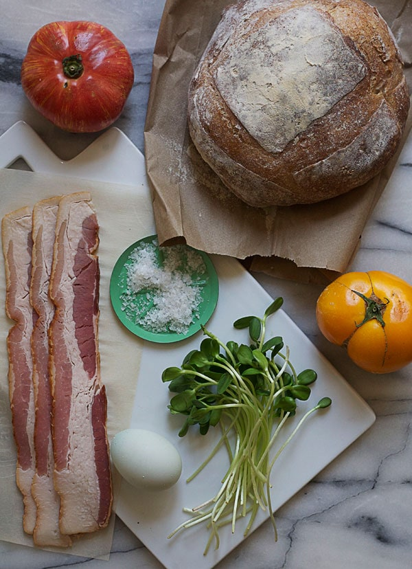 How to Make a Fancy-Ass BLT
