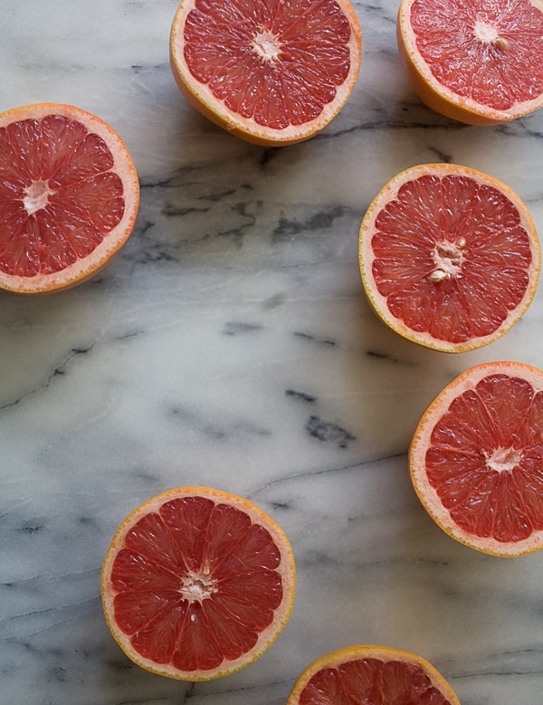 Grapefruit Old Fashioned // www.acozykitchen.com
