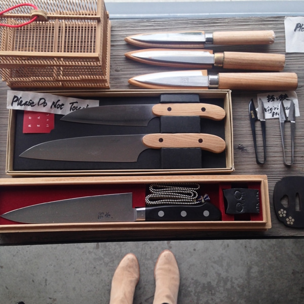 KnifeShopping