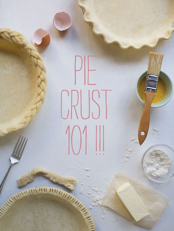 Pie Crust 101 // www.acozykitchen.com
