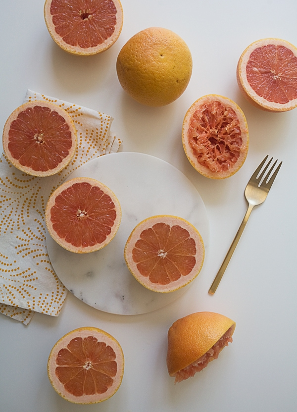 Grapefruit Shandy // www.acozykitchen.com