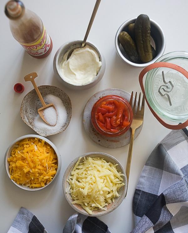 Classic Pimento Cheese // www.acozykitchen.com