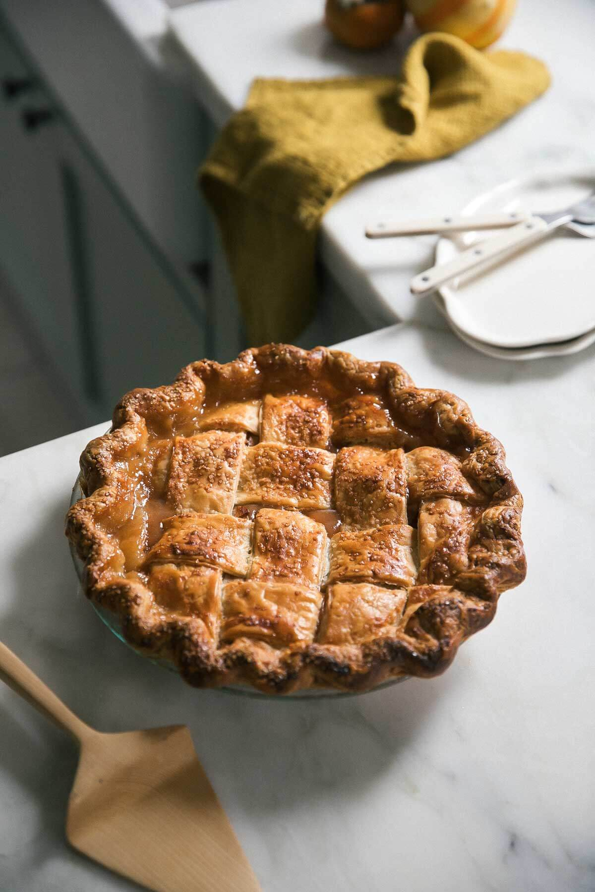 The Best Fall Recipes - apple pie