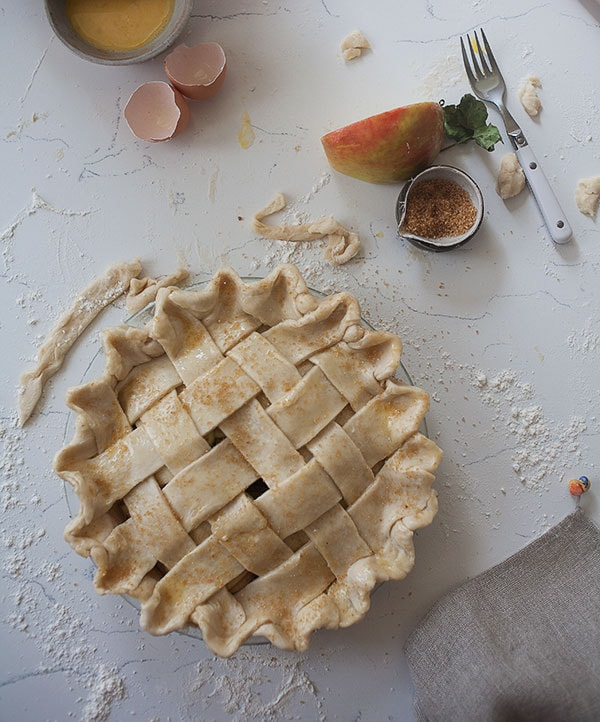 Classic Apple Pie | www.acozykitchen.com