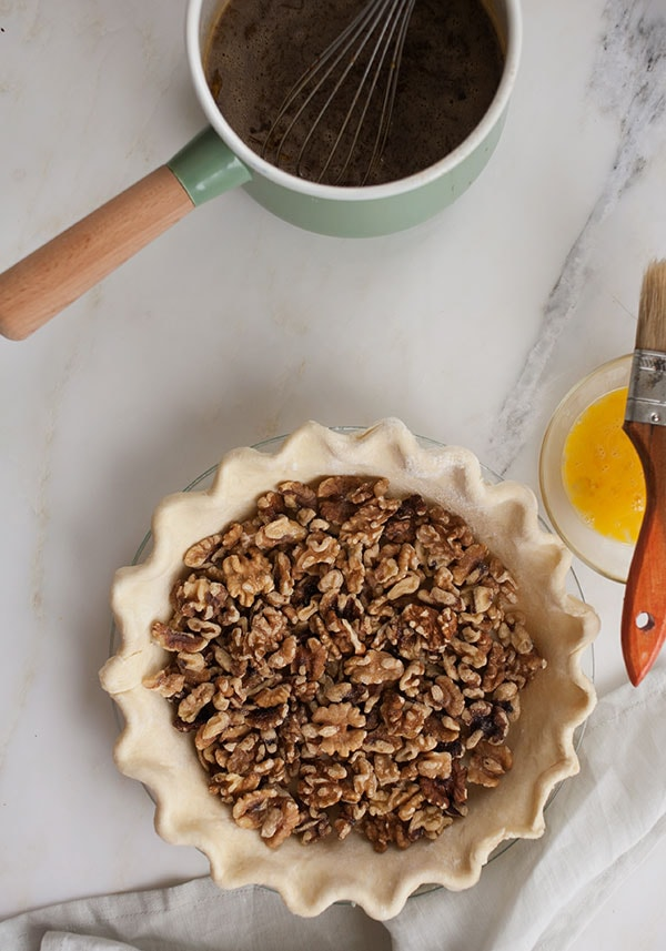 Walnut and Angostura | www.acozykitchen.com