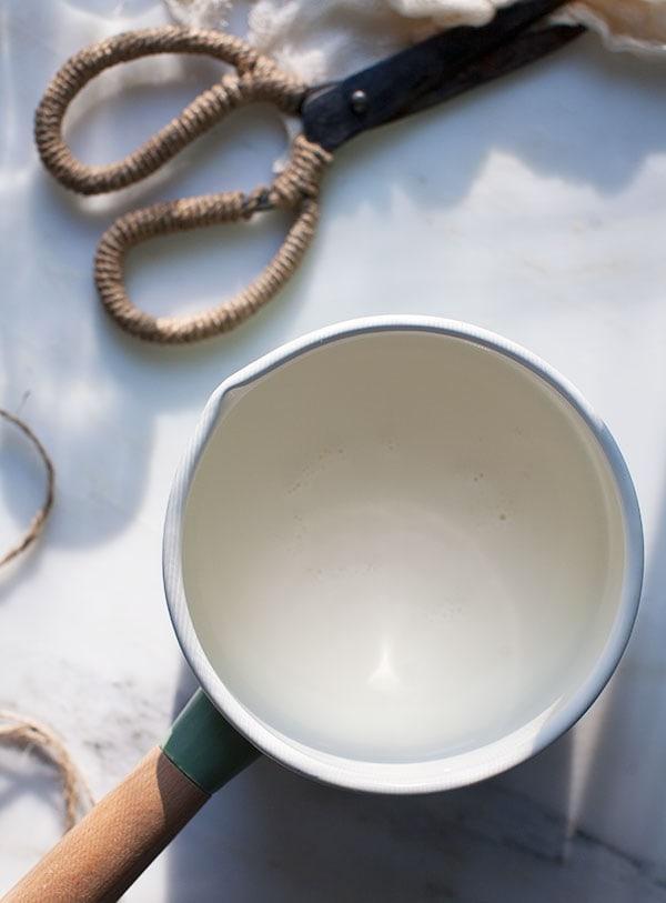 Homemade Yogurt // www.acozykitchen.com