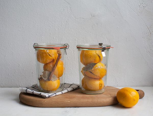 Preserved Lemons // www.acozykitchen.com