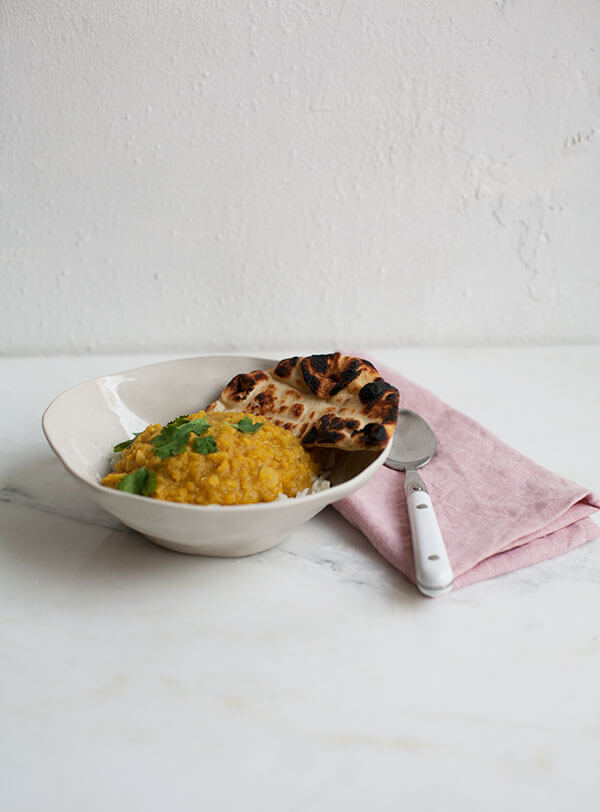 Red Dal // www.acozykitchen.com