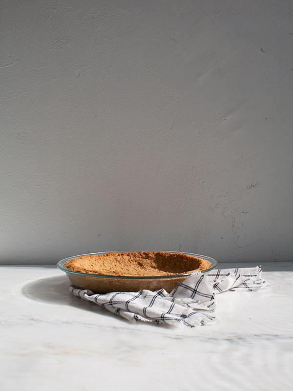 Coconut Key Lime Pie | www.acozykitchen.com