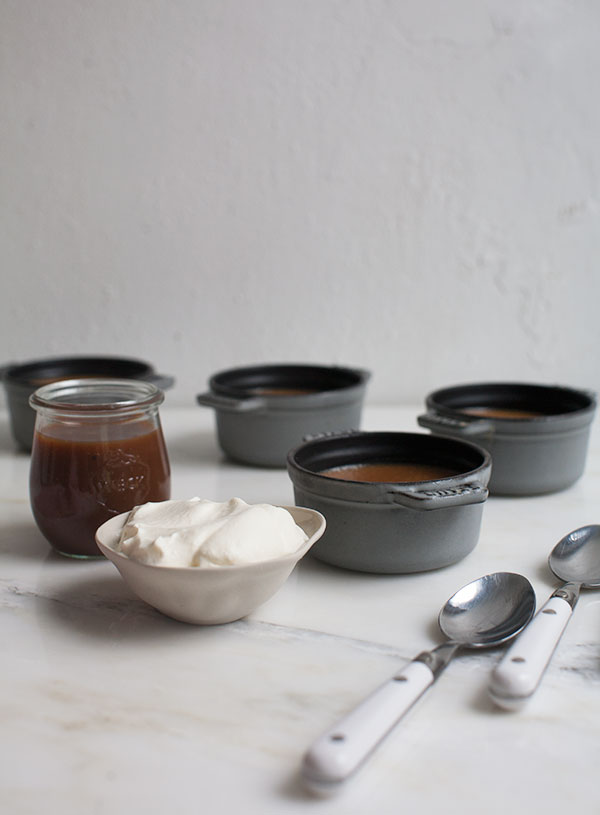 Butterscotch Pot de Creme