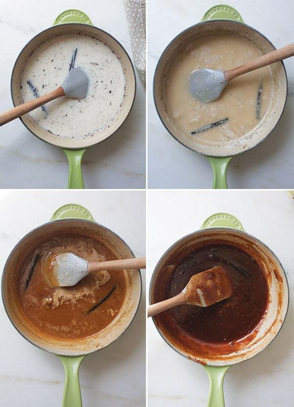 Salty Milk Jam