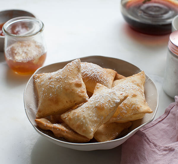 New Mexican-Style Sopapilla