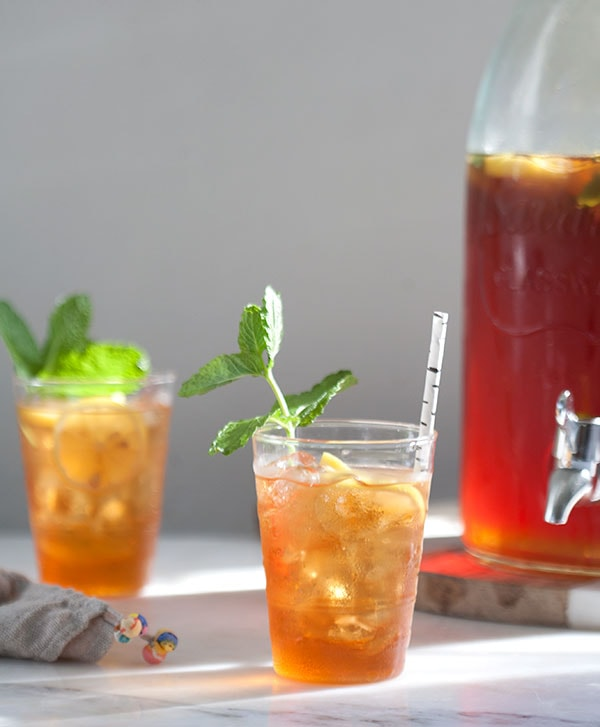 Summer Sweet Tea