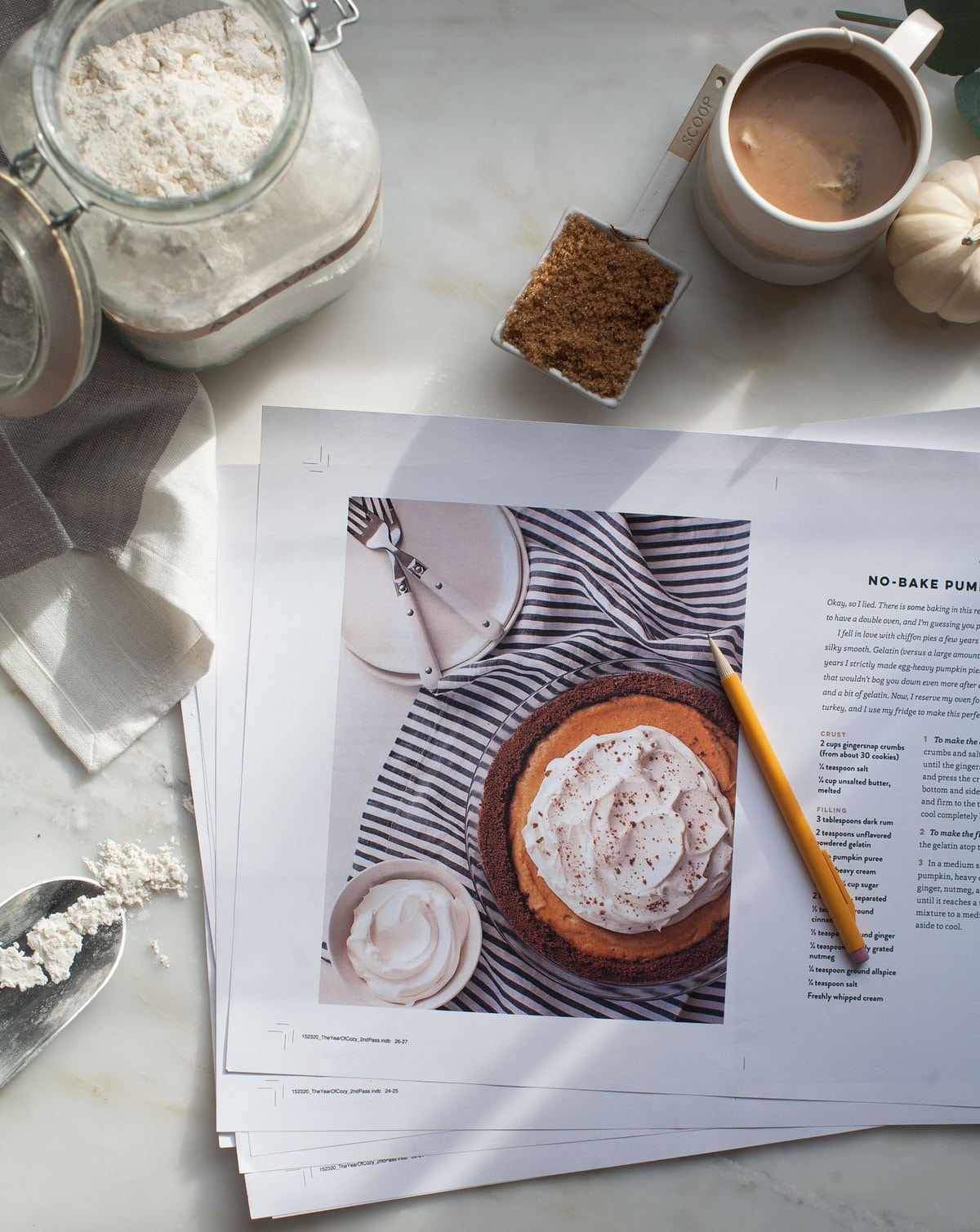 The Year of Cozy: How to Develop and Write a Recipe