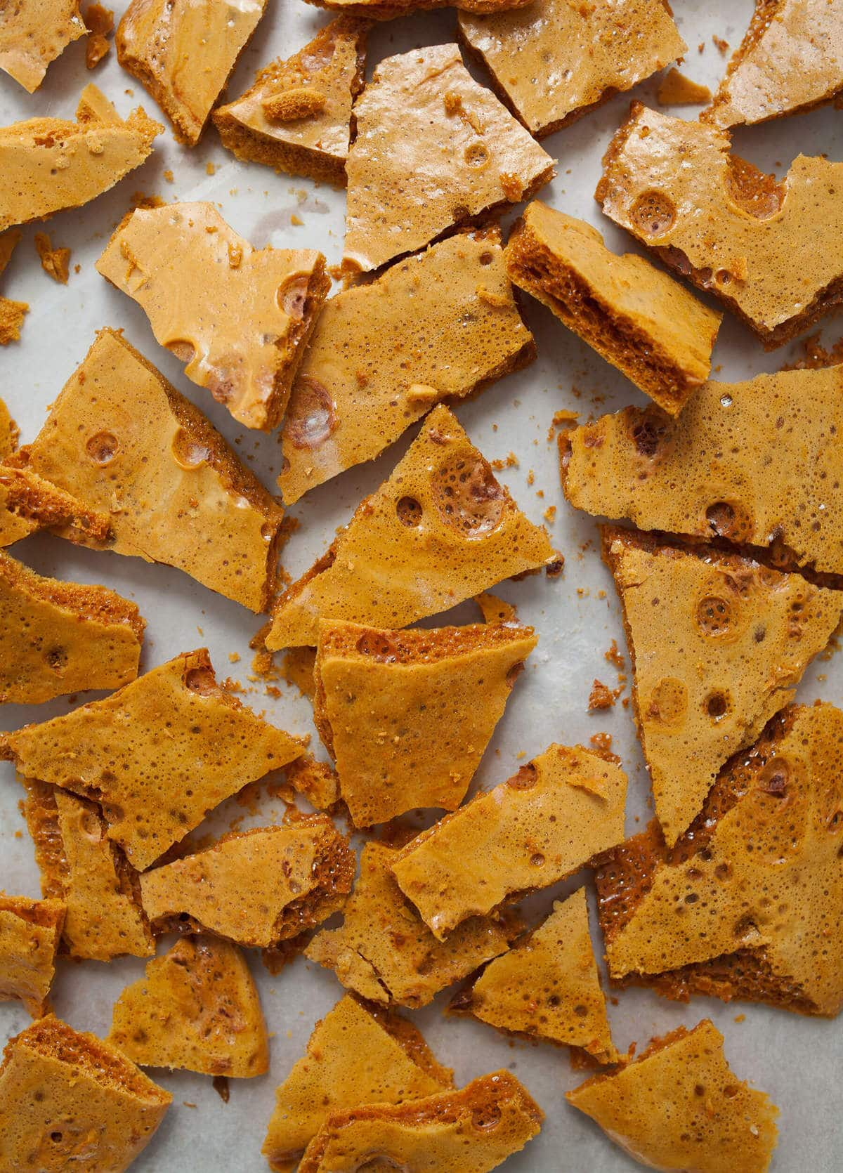 How to say: no honeycomb or no honeycomb