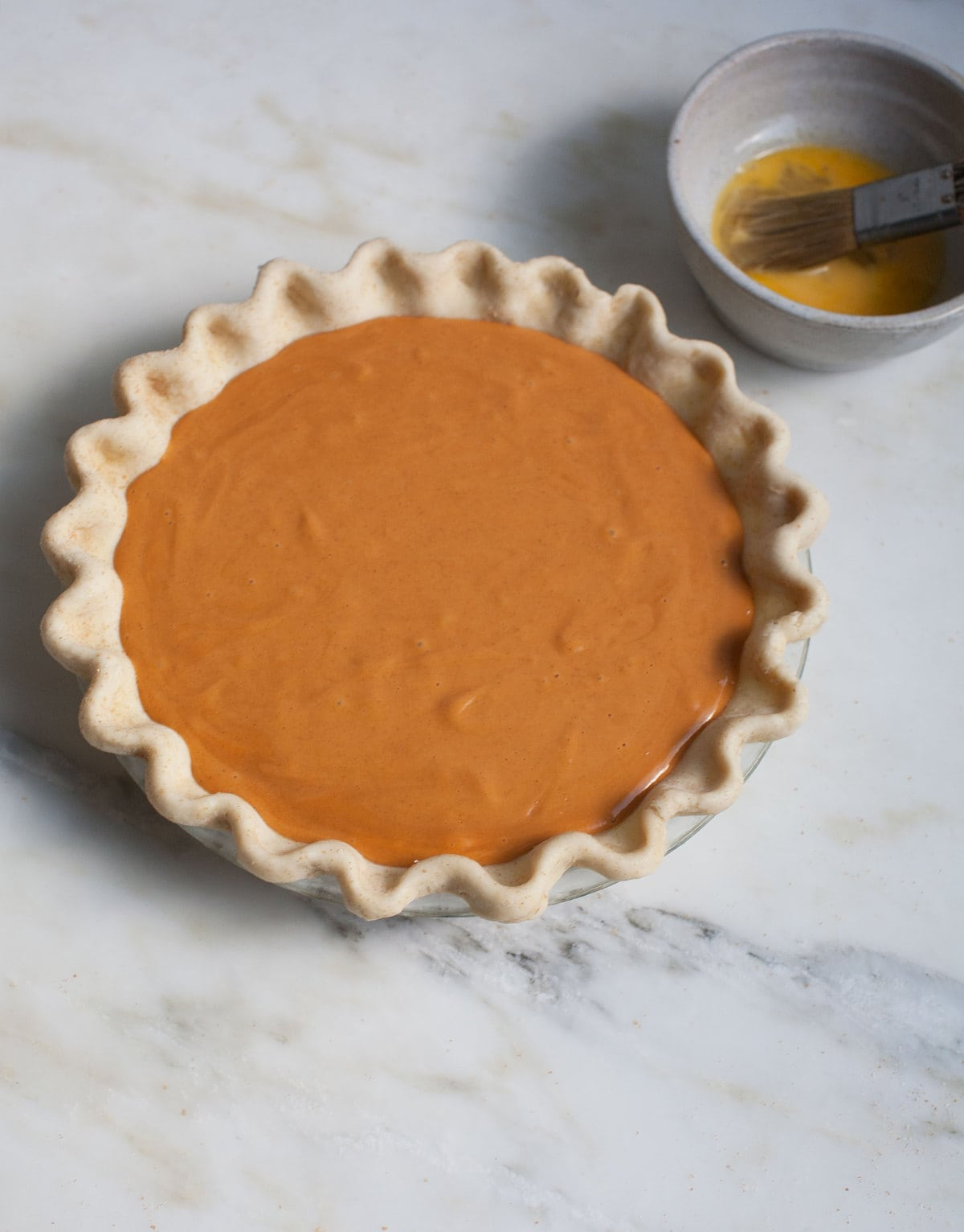 Classic Sweet Potato Pie (Dairy-Free!)