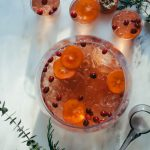 Rosé Ginger and Elderflower Punch