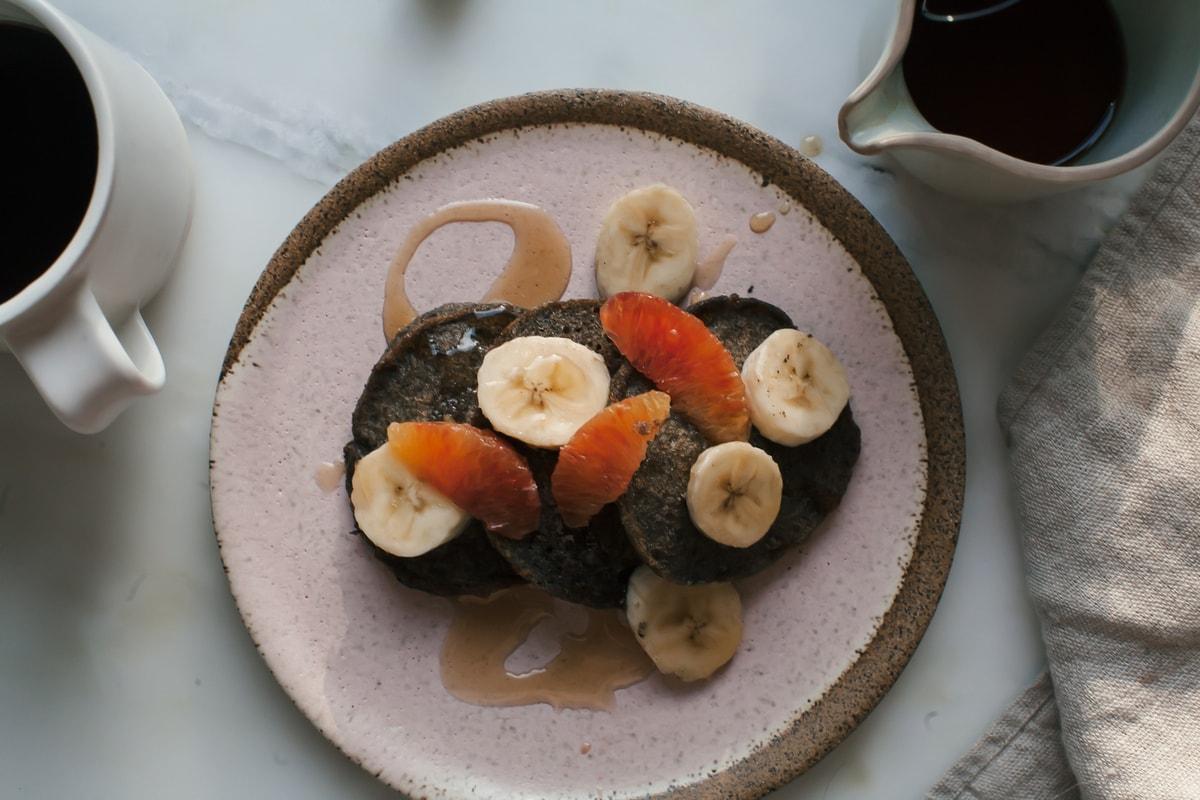 Buckwheat Pancakes (Gluten-Free, Dairy-Free, but not gross!)