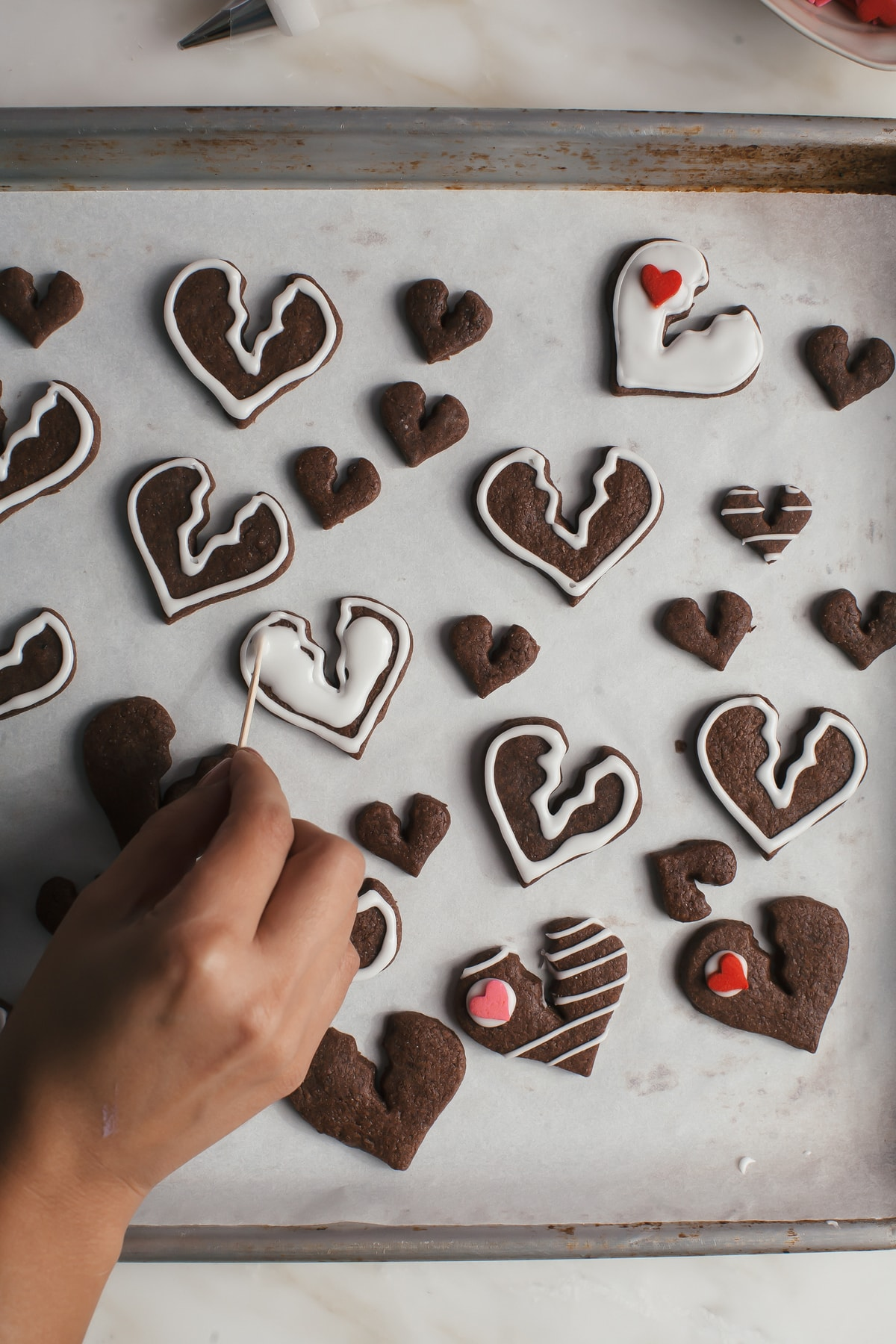 Heartbreak Cookies
