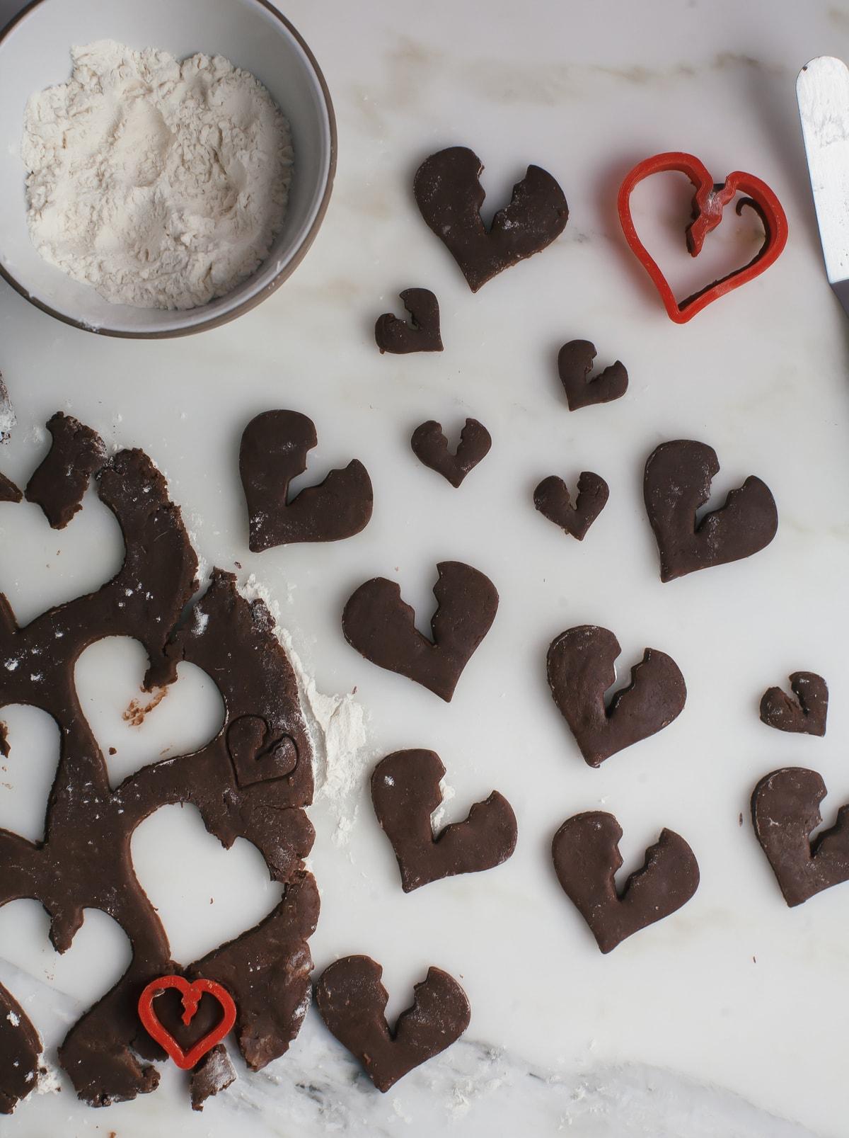 Heartbreak Cookies