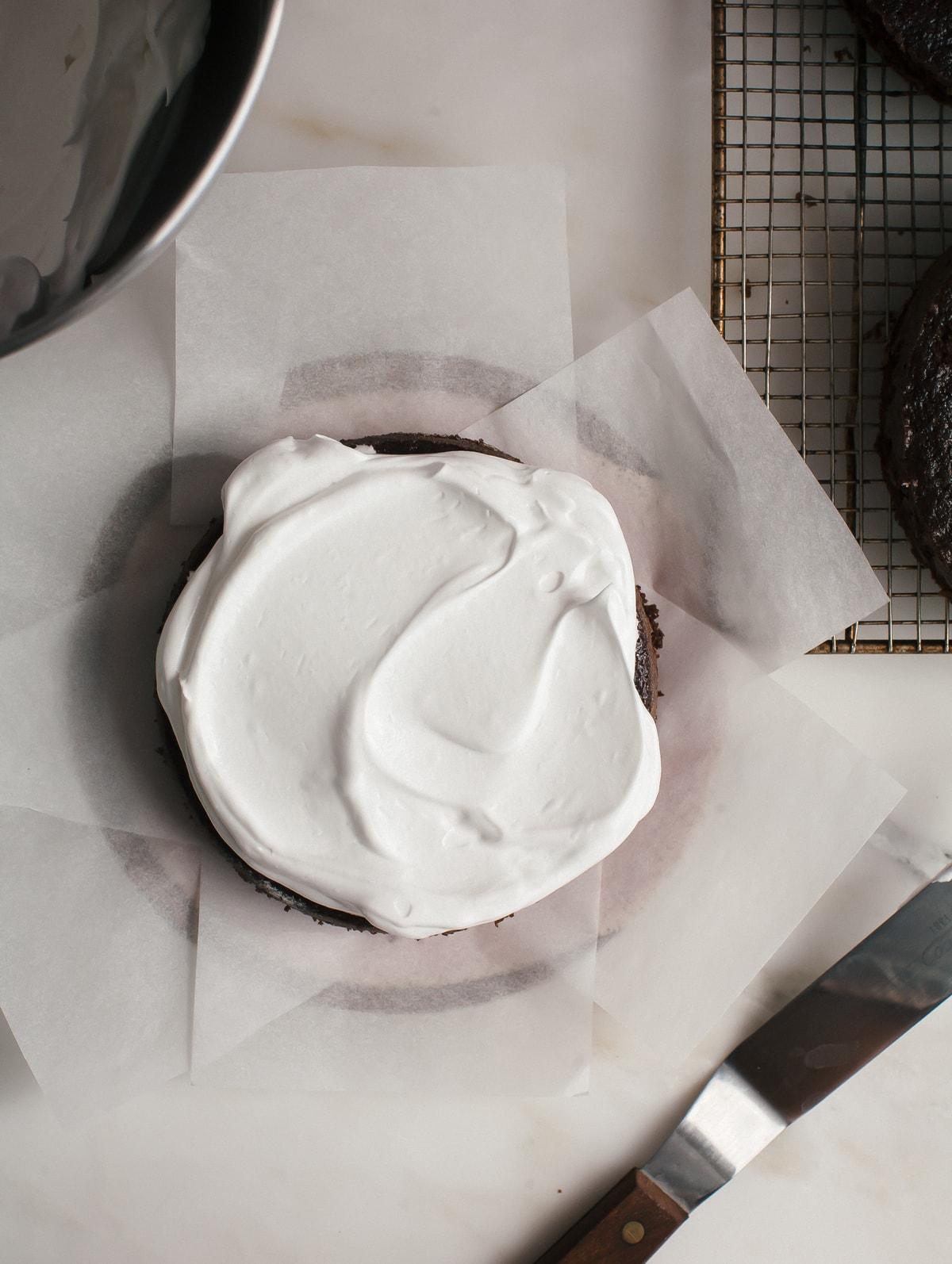 Sno Ball Cake